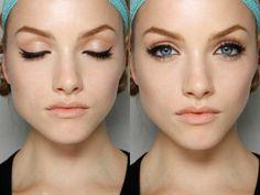 Gorgeous natural makeup!