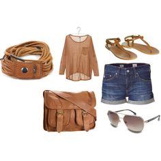 Summer, created by bai312.polyvore.com