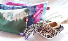 Augenkissen Entspannung Meditation Wellness Lavendel