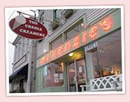 The Creole Creamery in New Orleans, Louisiana - saw it on Diners, Drive-Ins & Dives. Want to try the Skyscraper sundae and the Nectar soda.