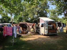 Living The Dream   Touring The South Of France Campervan