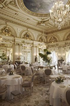 Louis XV Monte Carlo Monaco - one of the most beautiful restaurants in the world