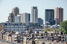 Woningbouwimpuls voor 65.000 betaalbare woningen, Rotterdam doet aanvraag voor 7.000 woningen Rotterdam, San Francisco Skyline, Garden, Travel, Viajes, Lawn And Garden, Gardens, Trips, Outdoor