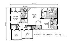 VG-501 1st Floor