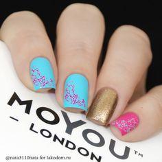 Пластина для стемпинга MoYou London Frenchy - купить с доставкой по Москве, CПб и всей России