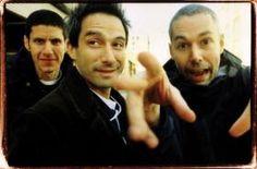 Beastie Boys. RIP MCA