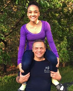 Pin for Later: Team USA's Laurie Hernandez's Instagram Gives You a Peek at the Life of a Gymnast You Get to Know Her Family