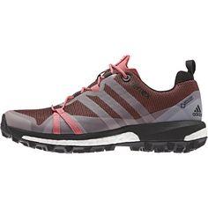Adidas Outdoor Terrex Agravic GTX Shoe - also available in gray/green