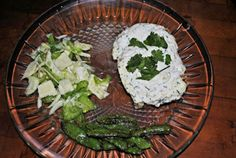 Baked Halibut with Sour Cream Dill Sauce