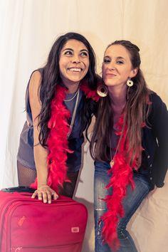 Natalia e Ilaria, Sessuologa e Ufficio Stampa della Valigia Rossa