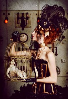 Love this, possibly for hair competition