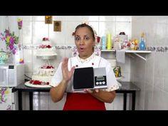 Como calcular o peso do bolo, incluindo massa, recheio, calda e cobertura