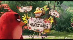 �ޱ� ���� �� ����  THE ANGRY BIRDS MOVIE  1�� ���� ������ (�ѱ��� CC)