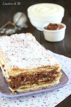 Galaxy Cake, Torte Cake, Nutella Recipes, Apple Cake, Sweet Cakes, Mini Cakes, Good Food, Food And Drink, Sweets