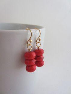 simple earrings