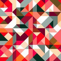 SUZANNE CLEO ANTONELLI #grafica #colori #pattern