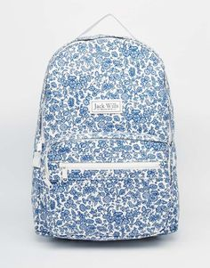 Jack Wills | Jack Wills Classic Canvas Backpack at ASOS