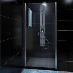 soluzioni apertura doccia a muro - Cerca con Google