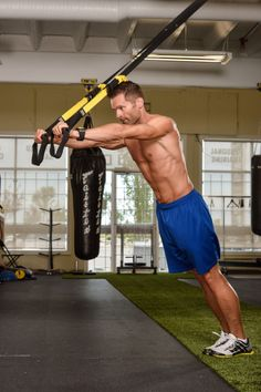 List of VERY intense TRX and HIIT (High Intensity Interval Training) combo workouts. This list is killer and I commend the author for sharing these. I'll be using these on my poor self to inflict enormous amounts of pain and humility. Suspension Training, Trx Suspension, Cardio, Hiit, Trx Workout, Workout Exercises, Workout Videos, Trx Training, Weight Training