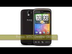 Retro: HTC Desire
