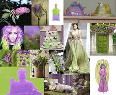 Aura soma inspiration Julie Howlin Equilibrium bottle #106 archangel Ratziel olive green/lilac