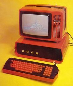 Agat-4 Computer - Partially compatible Apple II clone - USSR Ministry of Radio -1983