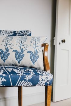 58 Blue White Interiors To Update Your Home
