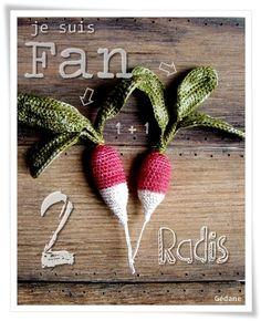 pair of radish