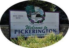 Pickerington, Ohio -- my home 1973-78