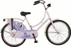 Omafiets Altec Basic Delft Blauw 28 Inch | bestel gemakkelijk online op Fietsen-verkoop.nl