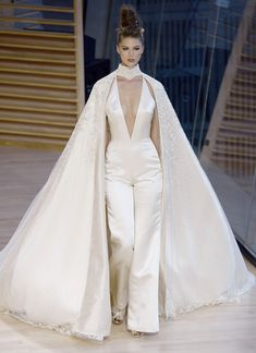 38 Stunning Fall Looks from Bridal Fashion Week - Ines Di Santo from InStyle.com