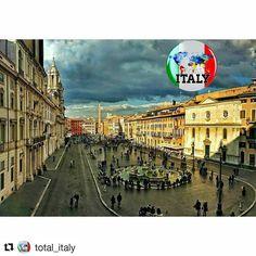 """""""Sunday in Navona"""" - Roma  #photobydperry  Grazie @total_italy for featuring my work!! . CONGRATULATIONS COMPLIMENTI .  @david_r_perry  .  We recommend to visit the gallery of this great artist/ Visita la galleria di questo grande artista mi raccomando. _______________________________  Location/ Posizion: Piazza Navona _______________________________ . Select by/ Selezionato da : . Thanks for tagging your photos with/ Si prega di contrassegnare le foto con: #total_italy  .  Follow/ Segui…"""