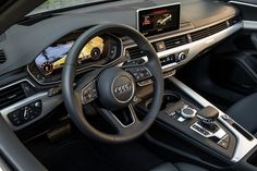 Kanzi UI design software is used by leading car manufacturers including Audi and Nissan for the development of car UIs including IVIs and digital instruments clusters.