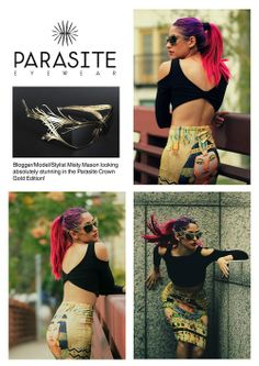 Parasite Eyewear   http://mistymason.buzznet.com/user/journal/17393367/myth-parasite-eyewear/