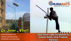 Solar Energy, Solar Power, Solar Street Light, Light Installation, Science And Technology, India, Natural, Goa India, Nature