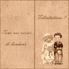 carte flicitations mariage gratuite imprimer - Carte Virtuelle Mariage Flicitations Gratuite