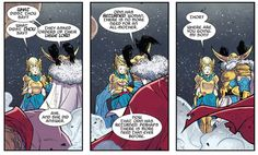 I'm reviewing a bunch of recent Issue 1 comic titles starting with THOR #1 (the one who is not a bloke)