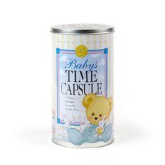 Baby Time Capsule   Baby Keepsake   Baby Gift Ideas   Time Capsule Company