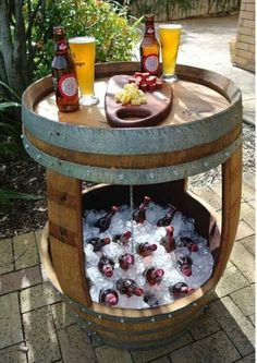 Beer Barrel! DIY