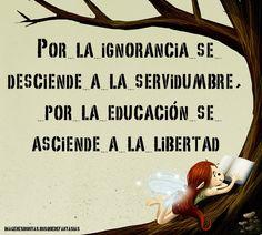 IMÁGENES EDUCATIVAS ® Fotos educativas para niños, frases para maestros