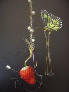 Gallery of Modern Art - Artist Leila Ataya
