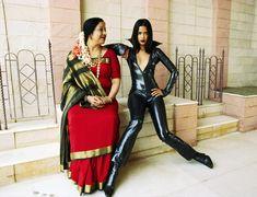 「母と娘」15枚の写真を見れば、親子の絆は世界共通だと分かる