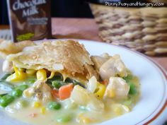 Danielle's Chicken Pot Pie