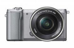 Sony Alpha a5000 - produkt ogłoszony na CES 2014.  Więcej informacji: http://campaign.odw.sony-europe.com/wm/ilce/ILCE5000_pl_pl.html