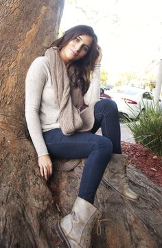 This #SussDesign signature hoodie has denim-like seams but is ever so soft and comfy!