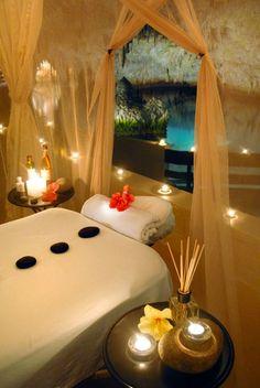 Claudiaroma: Massagem aromaterápica