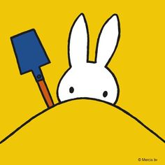 "1,730 Likes, 4 Comments - Miffy (@miffy_official) on Instagram: ""Are you making a sandcastle, Miffy?"""
