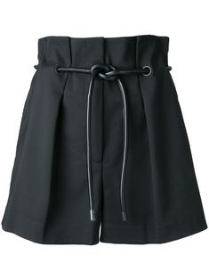Check out Phillip Lim with over 4 items in stock. Shop Phillip Lim Origami-Pleated Short today with fast Australia delivery and free returns. Grunge Outfits, Fashion Outfits, Womens Fashion, Short Outfits, Short Dresses, Nike Pro Women, Pleated Shorts, Cotton Shorts, 3.1 Phillip Lim
