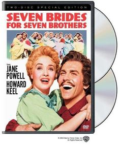 The dancing is just plain awesome!! Love this movie!! Plus Howard Keel is GREAT as he was in Show Boat!