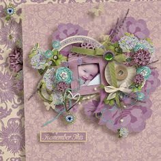 Joyfully made with the HYDRANGEA COLLECTION by ForeverJoy Designs